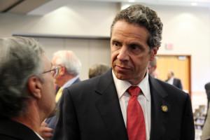 Il Governatore dello Stato di New York, Andrew Cuomo