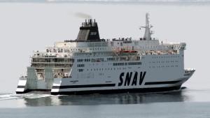 Nave Snav (trasporto marittimo)