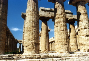 Basilicia di Paestum