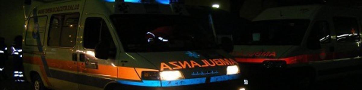 Salerno, incidente in via Limongelli: ferito uno dei conducenti