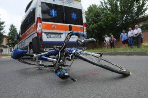 incidente bici