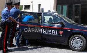 nocera - carabinieri