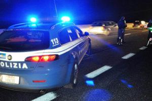 polizia stradale - eboli