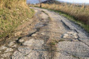 strada degrado