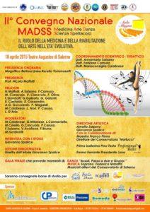 Locandina Madss 2015