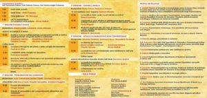 Programma Madss e Profilo Relatori