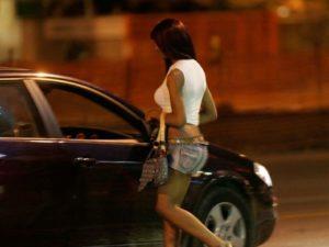 Prostitute-radiobussola