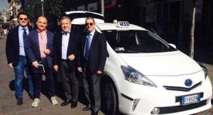 taxi radiobussola