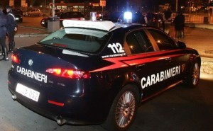 Carabinieri radiobussola
