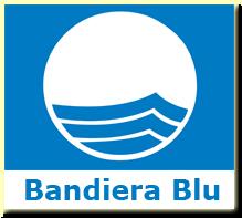 bandiera blu radiobussola