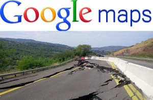 google maps cilentana radiobussola