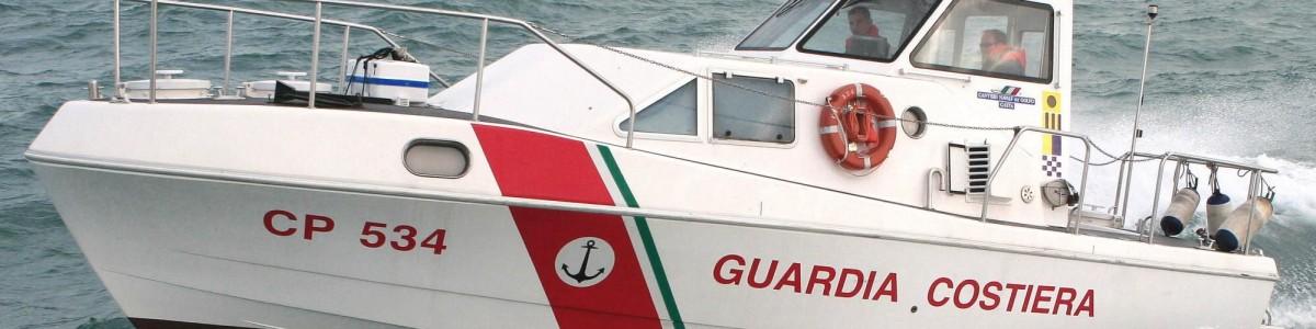 Marinaio indiano salvato in mare dalla Capitaneria