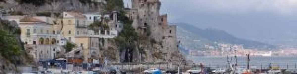 """""""MareMagna 2017"""": la gara velico gastronomica a Cetara"""