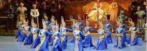 marco polo, spettacolo, expo, balletto