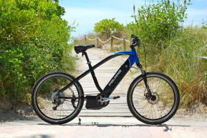 bici elettrica radiobussola