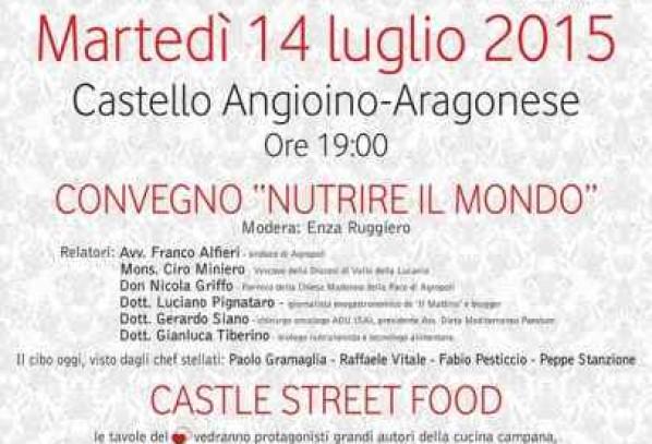Gran gal della solidariet la tavola del cuore ad for Aragonese cuisine