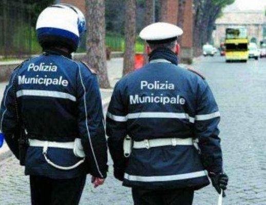 polizia municipale radiobussola