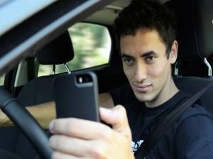 selfie alla guida radiobussola