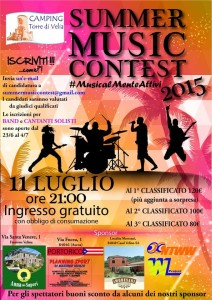 summer music contest radiobussola