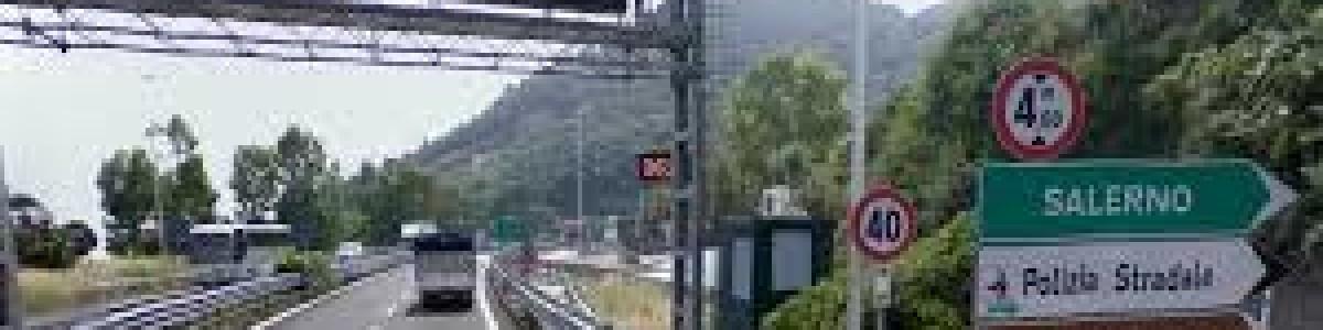«Il tutor non verrà rimosso dalle autostrade», Autostrade paga la multa e mantiene attivi i rilevatori