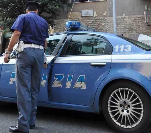 polizia radiobussola