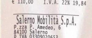 ticket 110euro