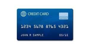 carta di credito radiobussola