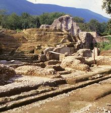 Nuceria Alfaterna, il teatro ellenistico romano di Nocera Superiore