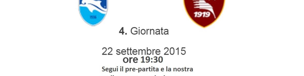 Pescara-Salernitana in diretta su Radio Bussola 24, Granatamente lo Sport