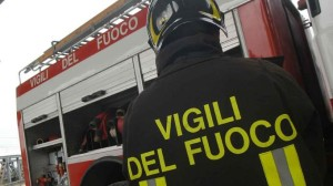 vigili del fuoco radiobussola