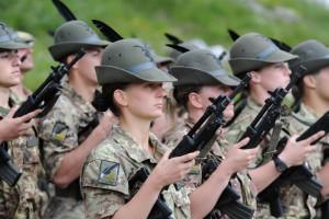 Donne Esercito Alpini
