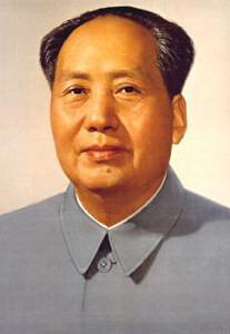 Mao Tze-Tung (o Zedong)