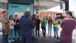 smart in the city salerrno radio bussola