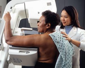 mammografia radiobussola