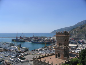 porto Salerno radio bussola