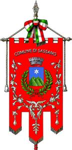 Sassano Gonfalone