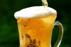 birra in vetro