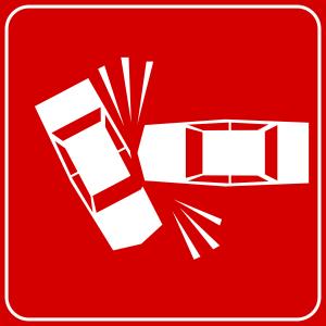incidente simbolo radiobussola