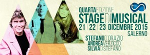 locandina stage di musical