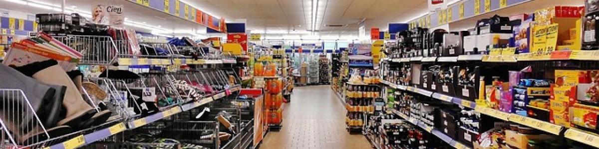 Pistola in pugno, rapina supermarket in via San Leonardo