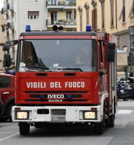copertura assicurativa vigili del fuoco