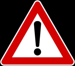 pericolo radiobussola