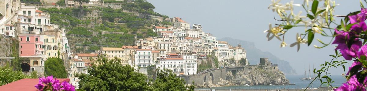 Sequestro di beni immobiliari ad Amalfi