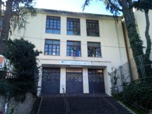 scuola Giovanni XXIII cava