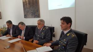 Procuratore Guido Lembo, Guardia di Finanza