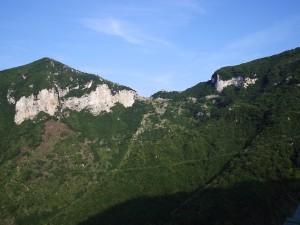 Corbara dal Valico di Chiunzi