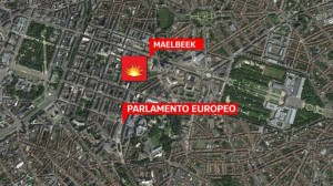 Maelbeek belgio terrorismo