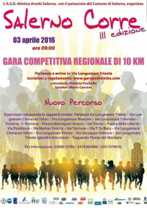 Salerno Corre aprile 2016