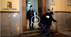 arresto algerino video