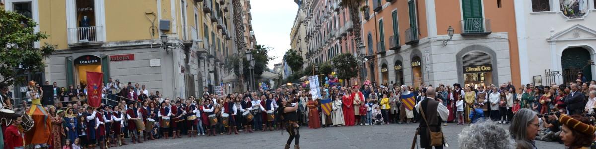 La XVIII edizione della Fiera del Crocifisso Ritrovato si presenta a Salerno